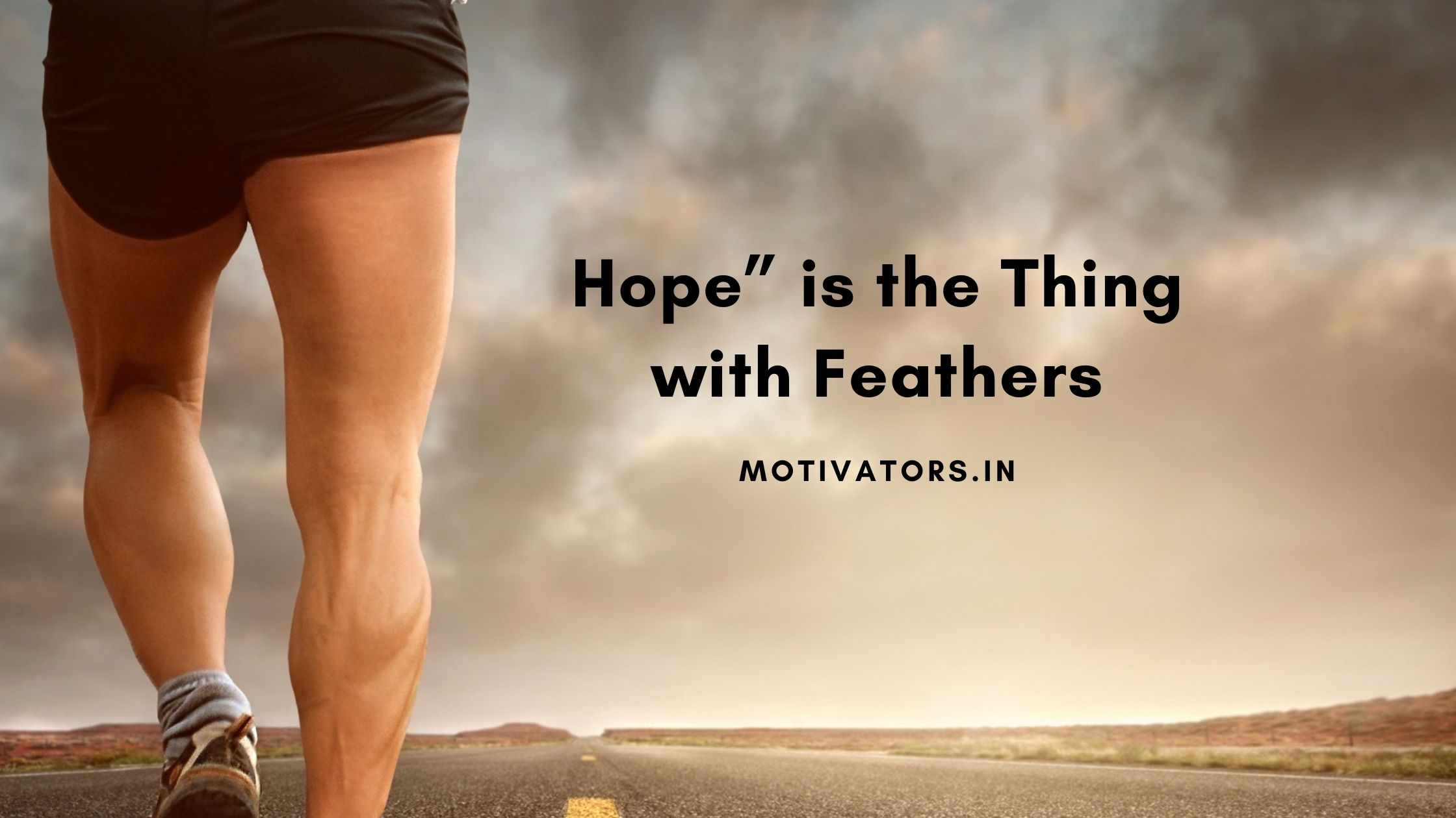 """Hope"""" is the Thing with Feathers"""