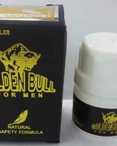 Golden Bull For Men 10 pills