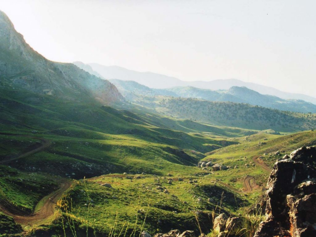 Trekking Routes in Turkey
