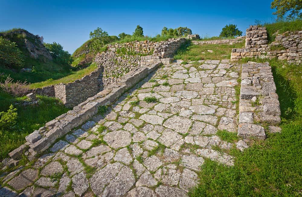 Troy Antique City