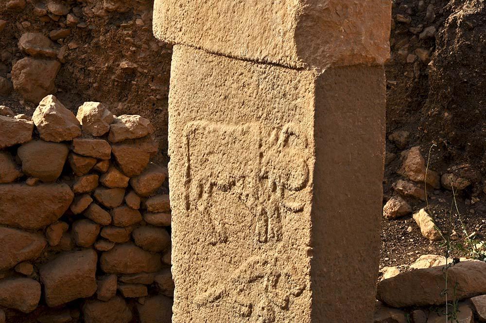 Findings in Göbeklitepe