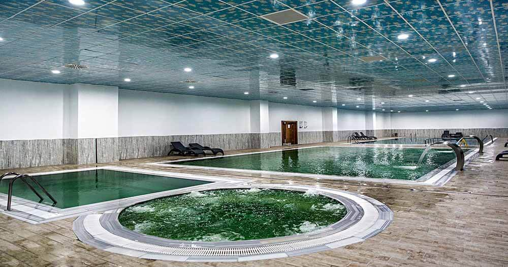 Hot Springs Itineraries for Turkey