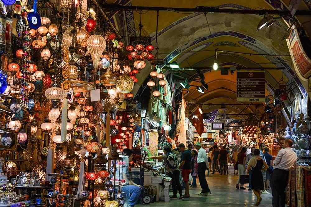 Grand Bazaar İstanbul
