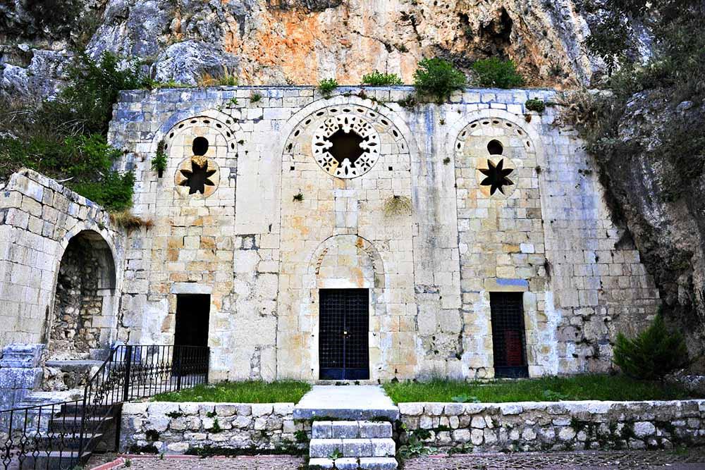 St. Simeon Monastery