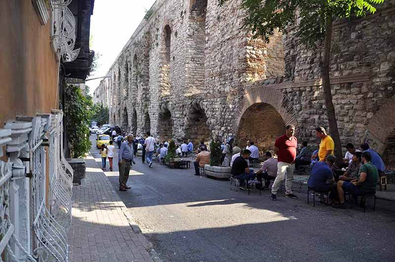 Unkapanı and Old Bazaars