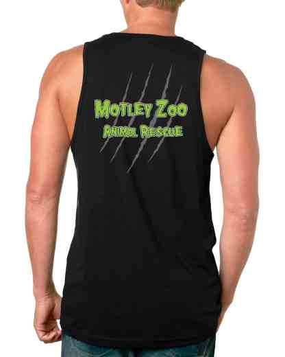 MEN TANK TOP HISFITS BACK