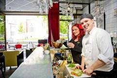 Reklamfotografering åt restaurang Sofiehof