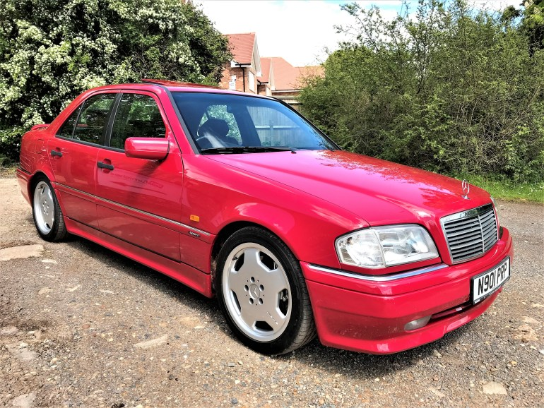 1995 Mercedes C36 AMG for sale