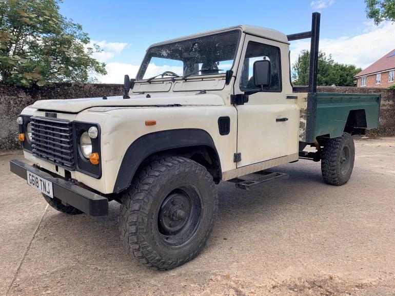 1990 LAND ROVER 127 £5995