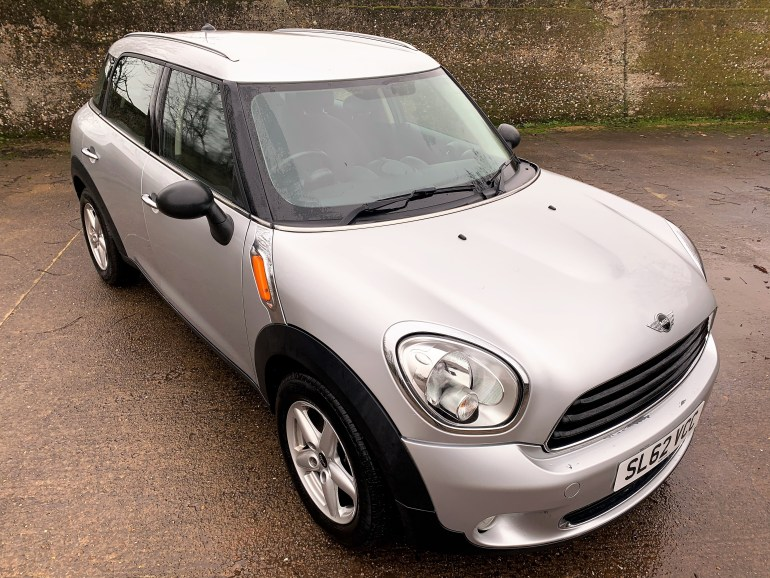 2012/62 MINI Countryman One 1.6D £2995 FOR SALE AT MOTODROME