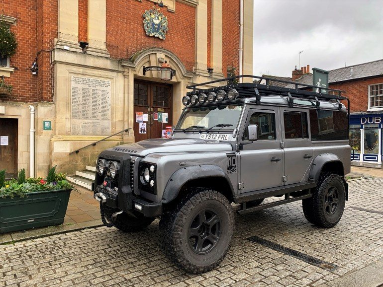 2012 LAND ROVER DEFENDER 110 2.2TDCi XS WITH MASSIVE SPEC FOR SALE AT MOTODROME THE LAND ROVER DEFENDER SPECIALISTS