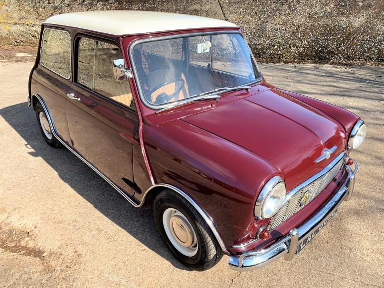 1967 Mini Mark 1 850 Automatic for sale at Motodrome