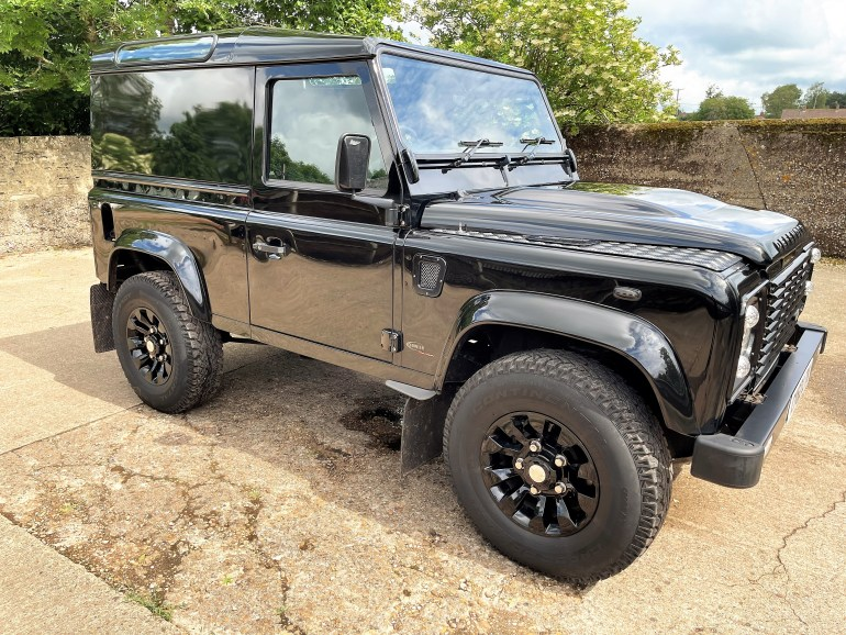 2013 LAND ROVER DEFENDER 90 2.2TDCi COUNTY, BOWLER TUNED, FOR SALE AT MOTODROME THE CLASSIC DEFENDER SPECIALIST