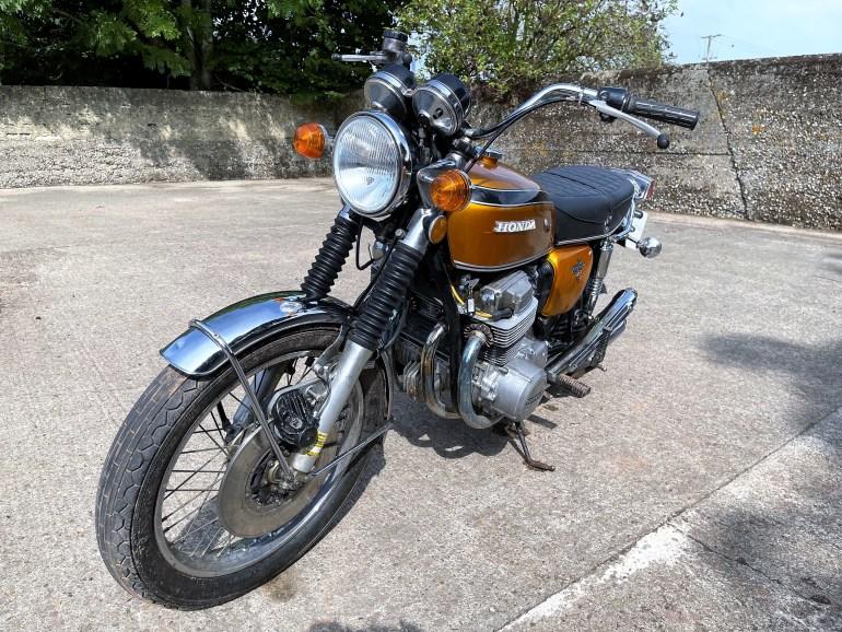 HONDA CB750 K2 FOR SALE AT MOTODROME
