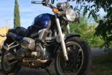 BMW R850R location classic bike esprit