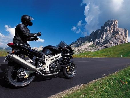 Moto combien de km