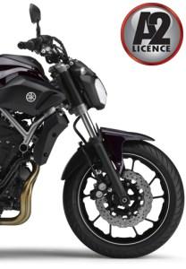 Conduire une moto trop puissante