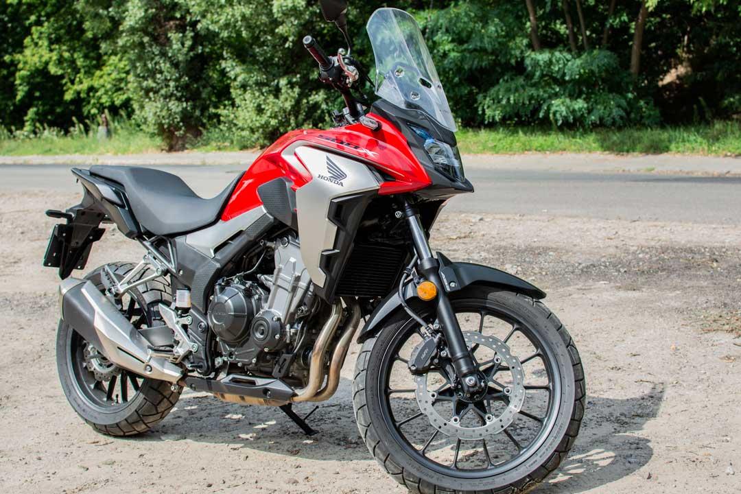 Honda CB500X 2019r