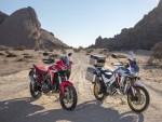 Honda Africa Twin i Africa Twin Adventure Sports jeszcze w 2019 roku