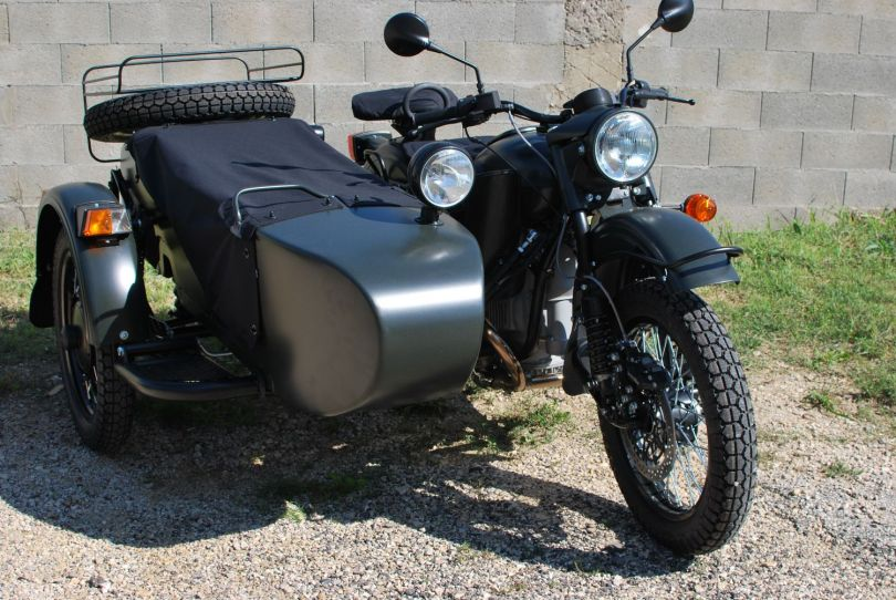 classic bike esprit ranger tundra ural. Black Bedroom Furniture Sets. Home Design Ideas