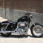 Harley Davidson Xlh Sportster 883 Hugger Image 4