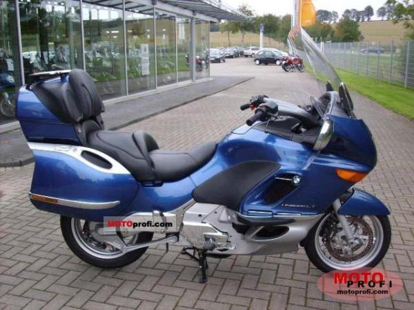 2002 BMW K1200LT - Moto.ZombDrive.COM
