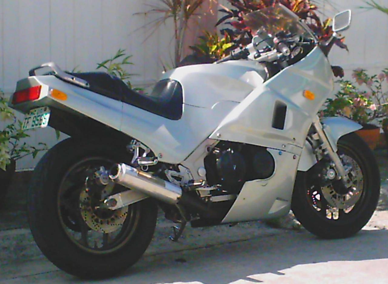 Kawasaki Gpz600r