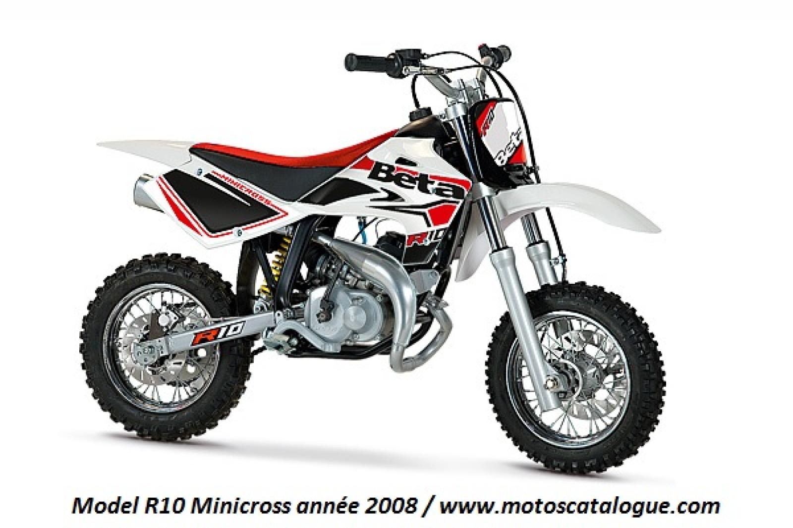 Beta Minimotard R 125