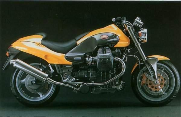 1999 Moto Guzzi V10 Centauro - Moto.ZombDrive.COM