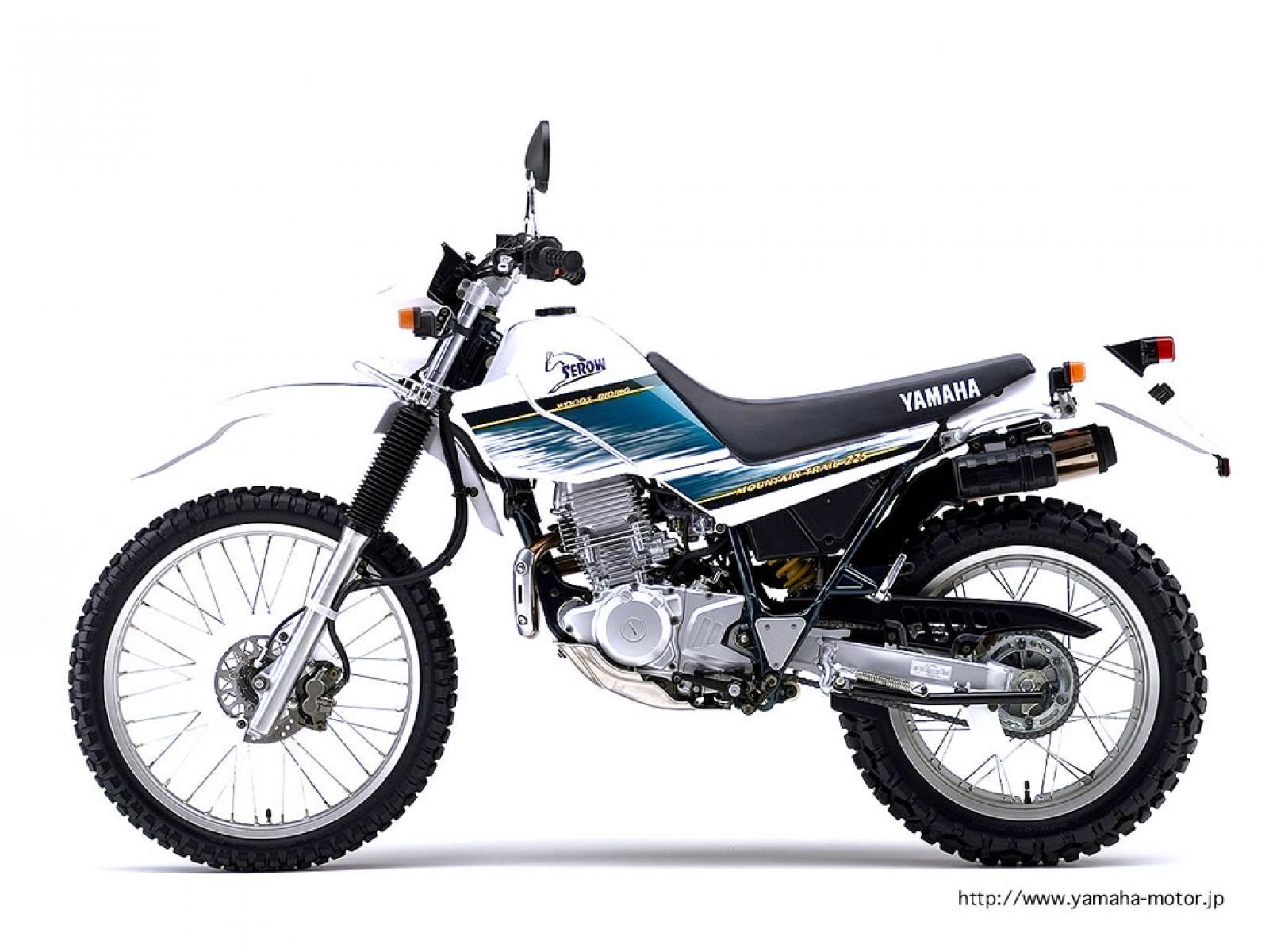 Yamaha Yamaha Serow 225 We