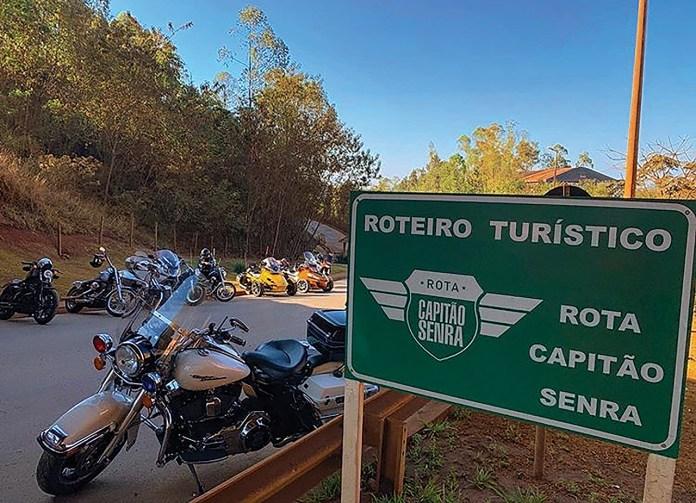 rota-capitao-senra-justa-homenagem-mototurismo-harley-davidson-rodovia minas-gerais-viagem-moto