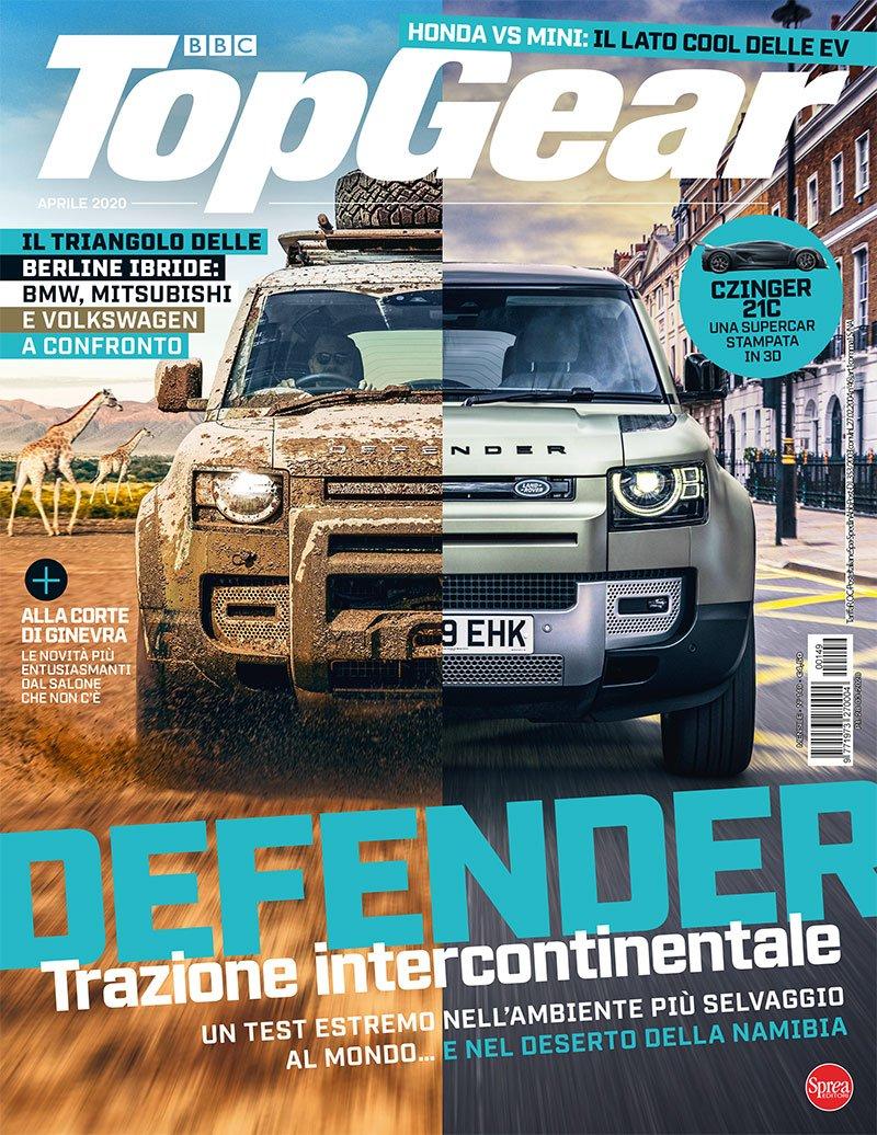 TopGear Italia official
