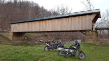 Otway Covered Bridge MotoADVR