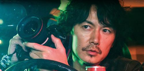 福山雅治主演の映画SCOPE!で使っているカメラのメーカーは?