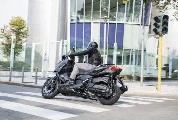 [EICMA 2018] Yamaha lance la série spéciale XMAX IRON MAX