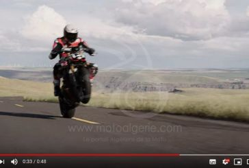 [VIDEO] Ducati teste le Prototype Streetfighter V4 aux Broadmoor Pikes Peak