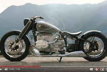 [VIDEO] Concept R18 de BMW Motorrad