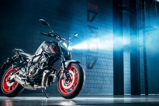 Yamaha MT-07 2021 a 7