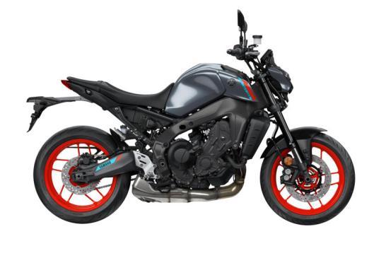 Yamaha MT-09 2021 2