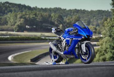 Présentation de la nouvelle Yamaha YZF-R1 2020