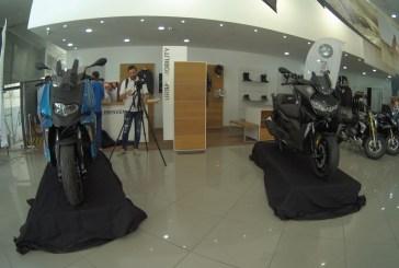 BMW Motorrad Algérie présente sa nouvelle gamme de scooters urbains