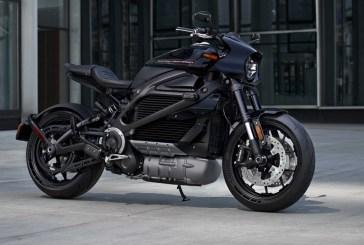 Harley-Davidson relance la production et les livraison de la LiveWire