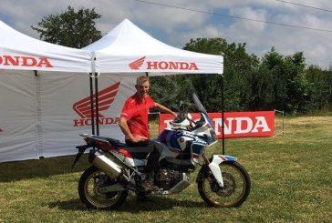 Honda France : Un nouveau centre de formation tout-terrain en partenariat avec David Frétigné