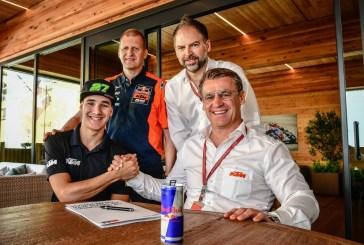MotoGP : Lecuona en partance pour le team Red Bull KTM Ajo