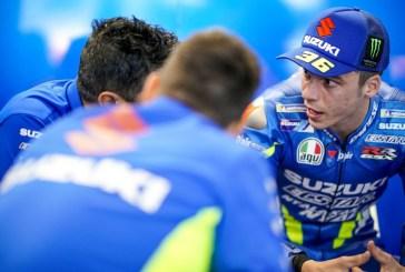 MotoGP : Mir remplacé par Guintoli à Silverstone