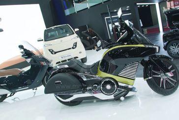 NeuWai présente ses nouvelles motos et scooters électriques