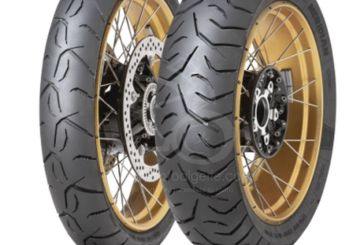 Dunlop lance son nouveau pneu