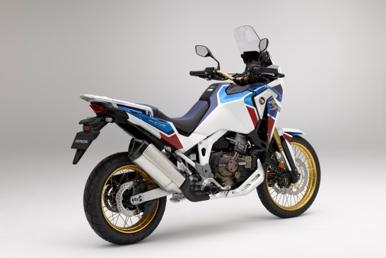 20YM Africa Twin Adventure Sports Tricolor