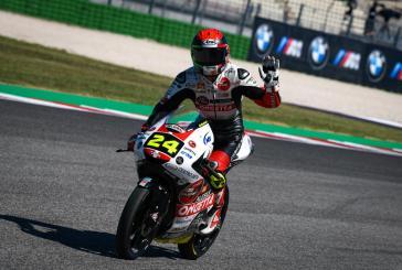 Moto3 - Misano : première pole pour Suzuki