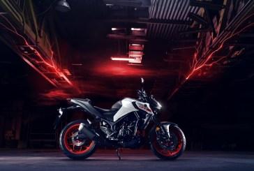 Nouvelle Yamaha MT-03 2020 : Nouveau look et nouvelle fourche